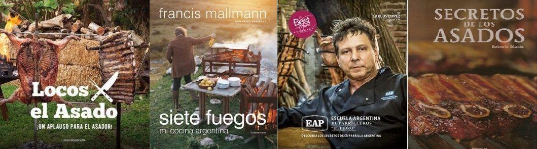 asado argentino libros