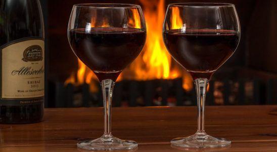 asado y vino