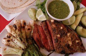receta de carne asada al estilo mexicano