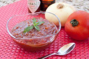 salsa de barbacoa casera