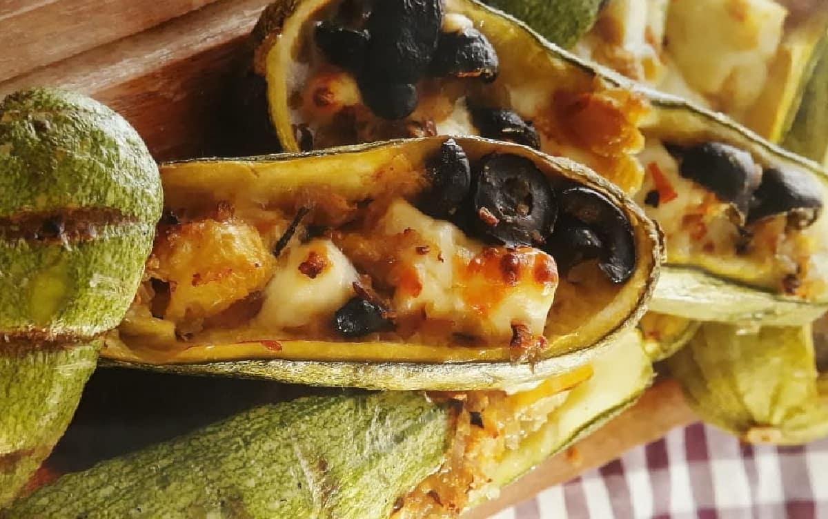 zucchini asado