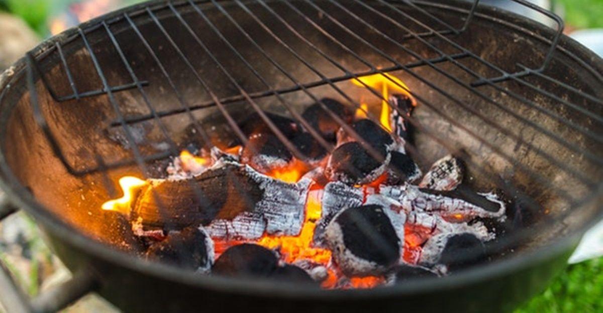 parrilla para asado argentino
