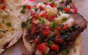 salsa criolla recipe