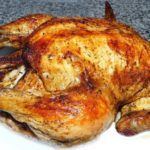pollo a la parrilla