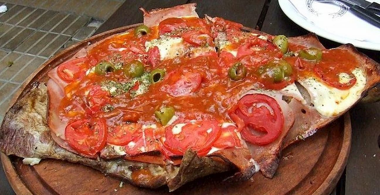 matambre a la pizza receta