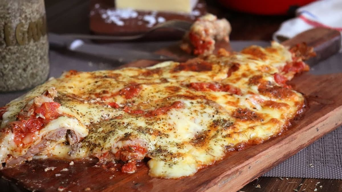 matambre a la pizza ingredientes